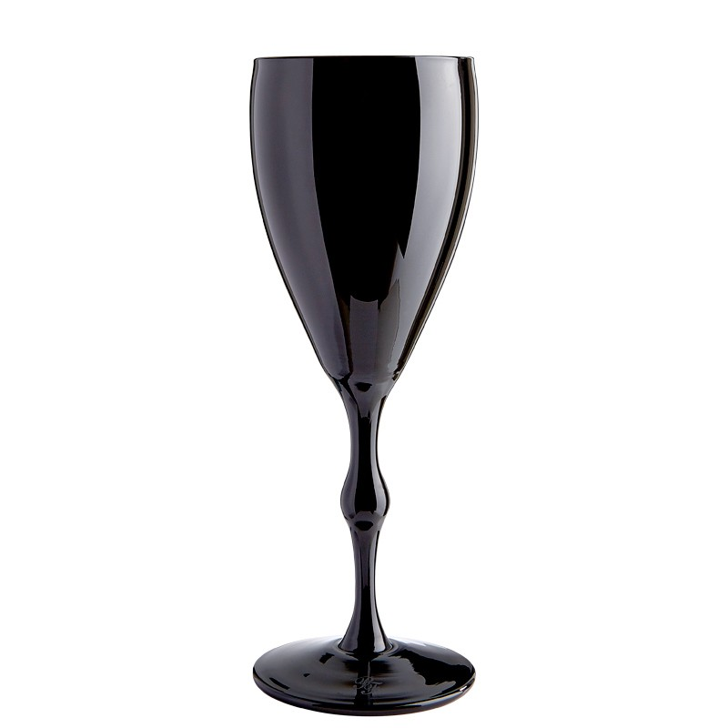 verre à vin opaque