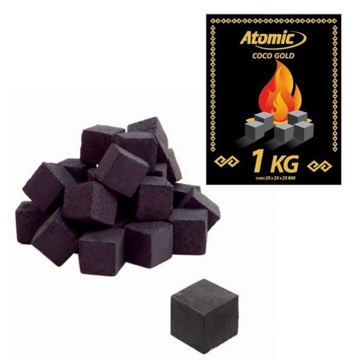 barbecue charbon noix de coco