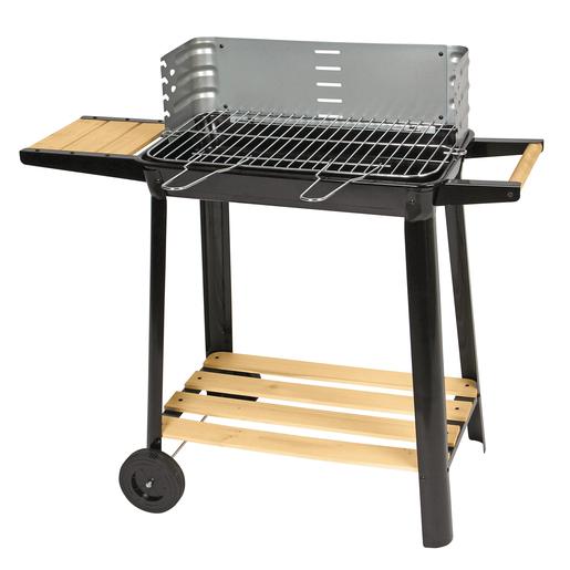 barbecue charbon moorea