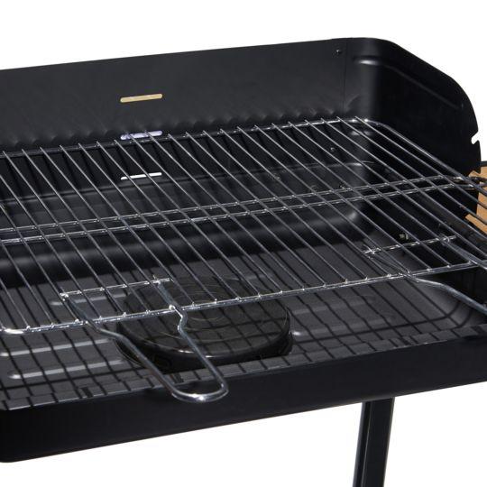 barbecue hyba charbon de bois