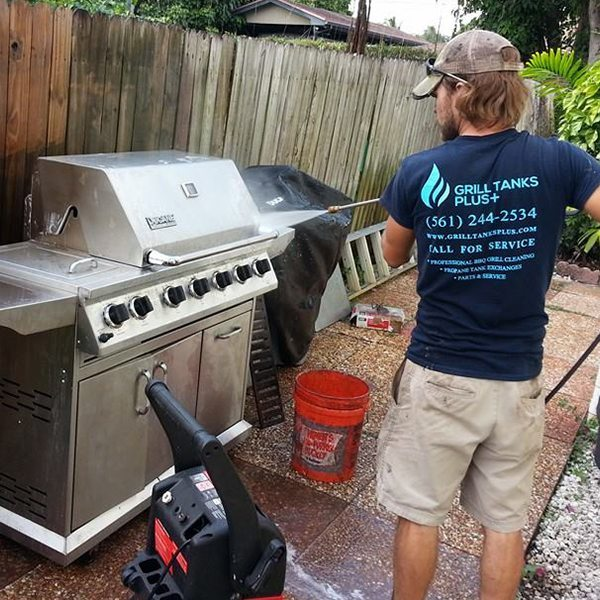 barbecue repair near me