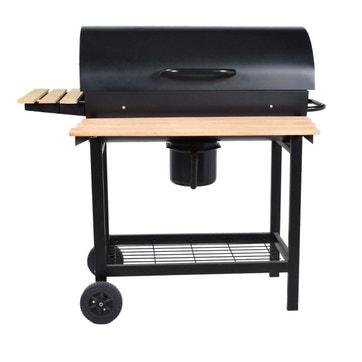 barbecue charbon la redoute
