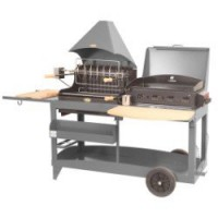barbecue charbon naterial frejus