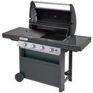 barbecue charbon plus plancha