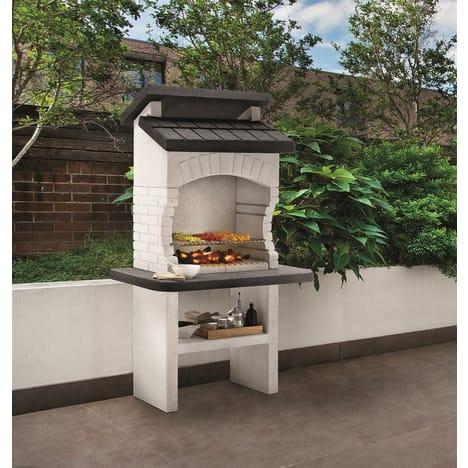 barbecue charbon fixe pas cher