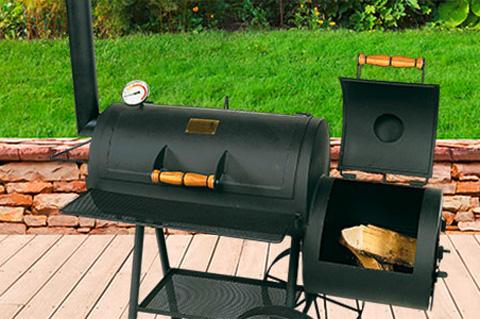 barbecue charbon landi