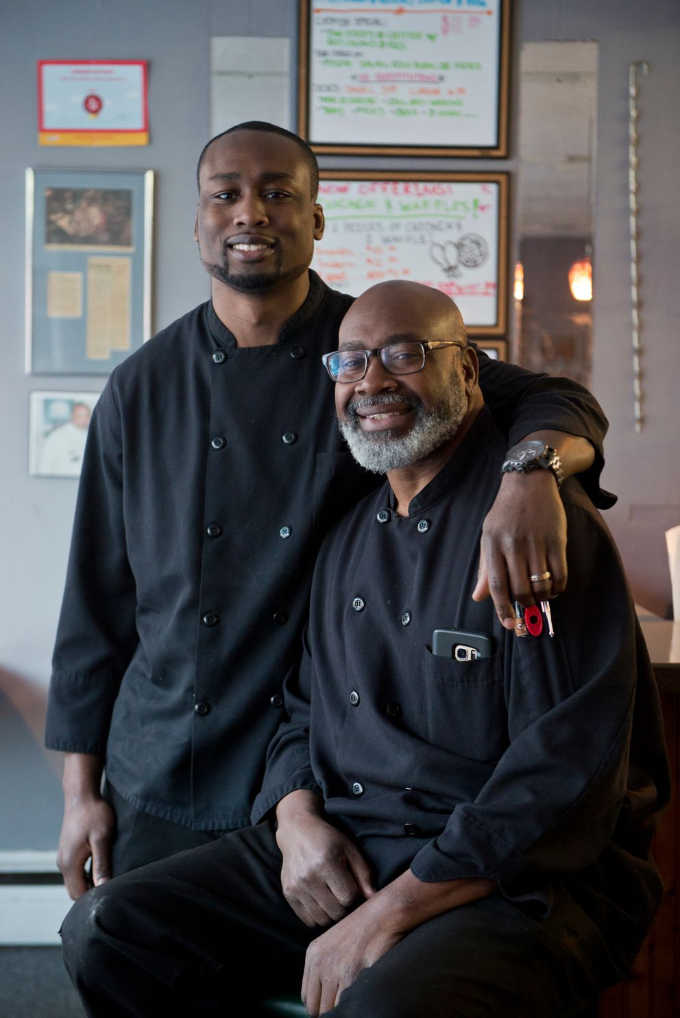 black owned barbecue near me