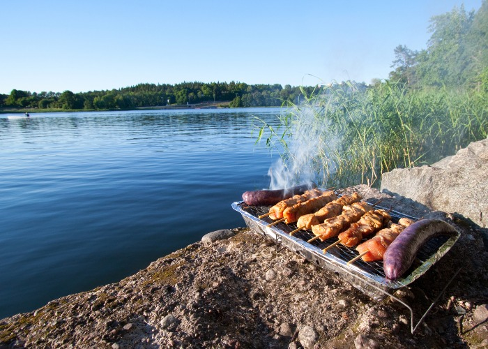 parks to barbecue near me
