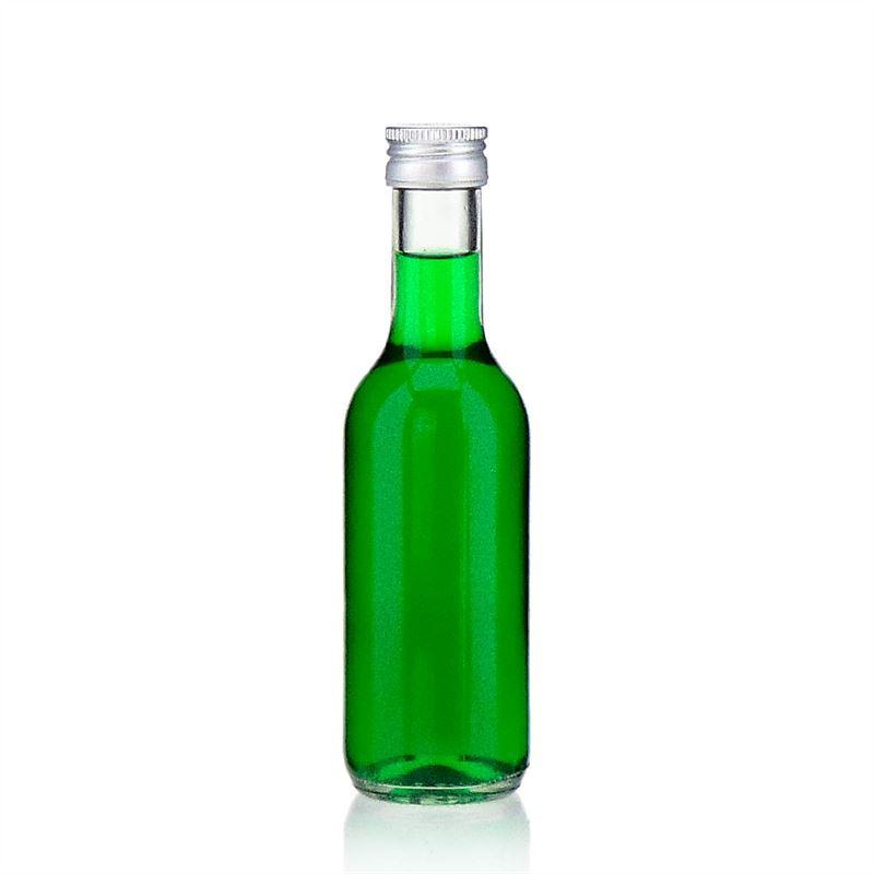 container à verre bordeaux