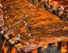 barbecue restaurants near me open now