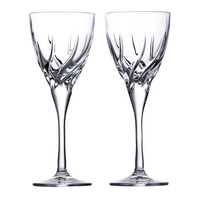 verre de vin rouge en italien