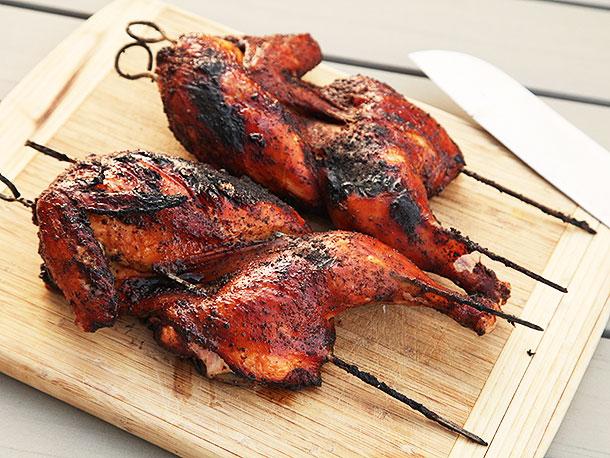 barbecue chicken restaurants near me