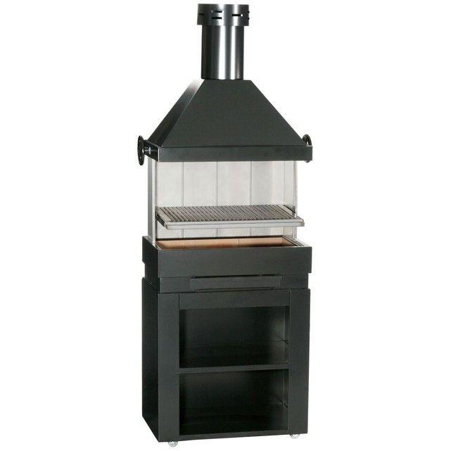 barbecue charbon tolosa