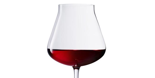 verre à vin rouge dégustation