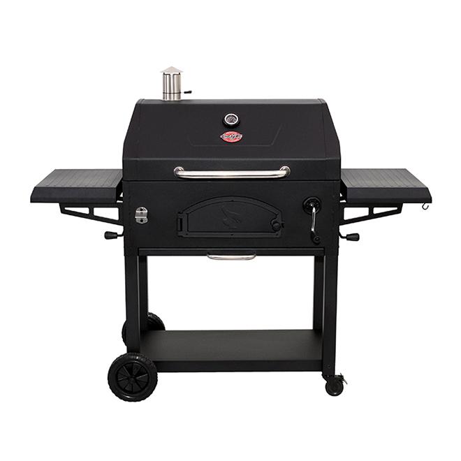 barbecue charbon rona