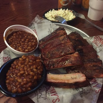 sonny's barbecue near me