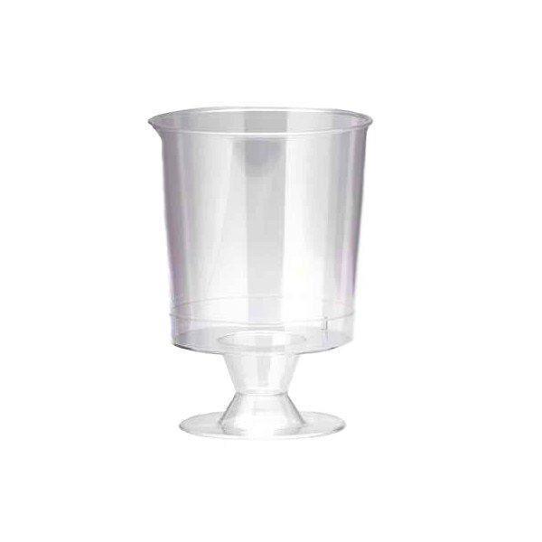 verre à vin en plastique pas cher