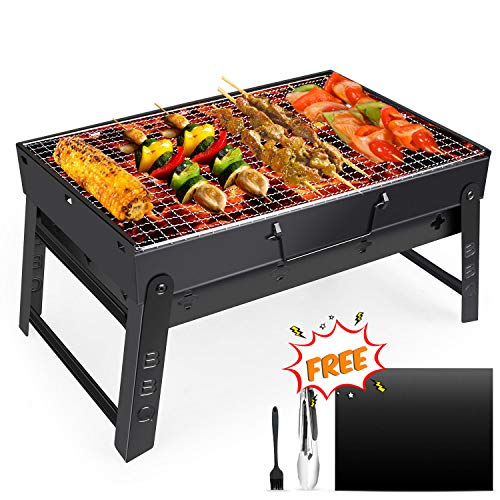 barbecue charbon refermable