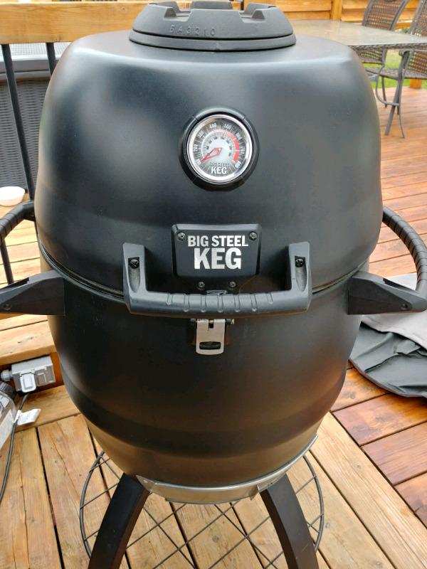 barbecue au charbon keg 2000 de broil king