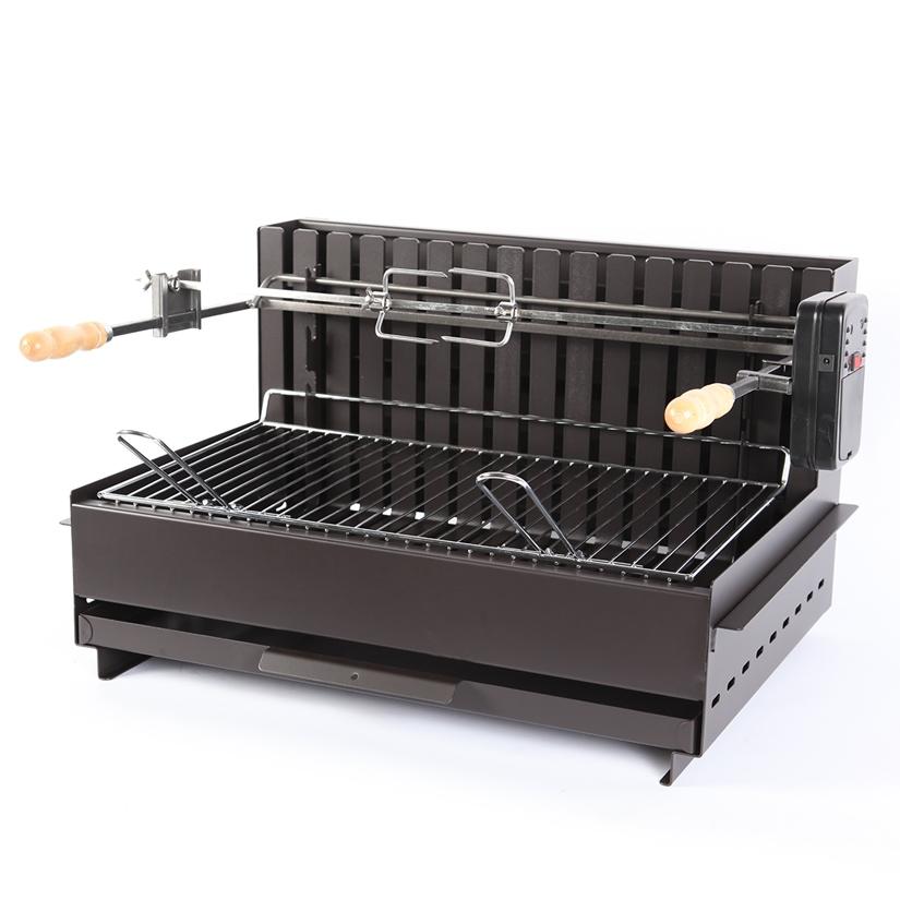 barbecue charbon vulcain