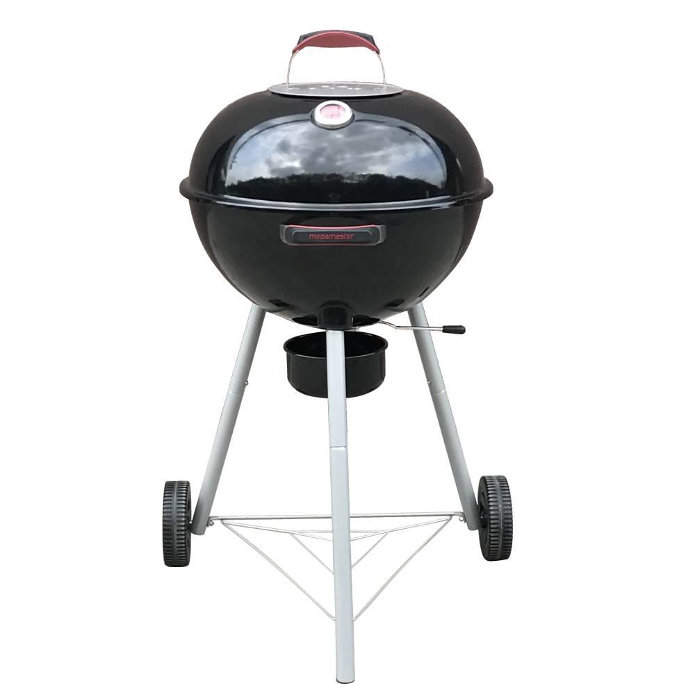 barbecue charbon en ville