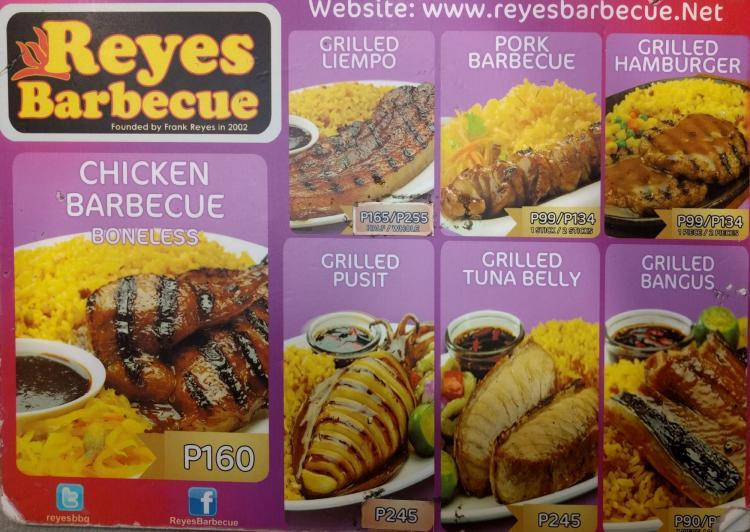 reyes barbecue near me