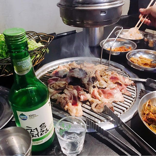 unlimited korean barbecue near me