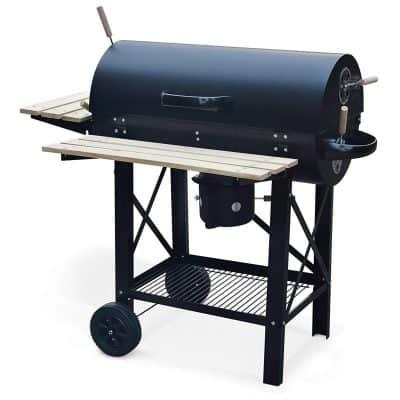 barbecue charbon hyba avis