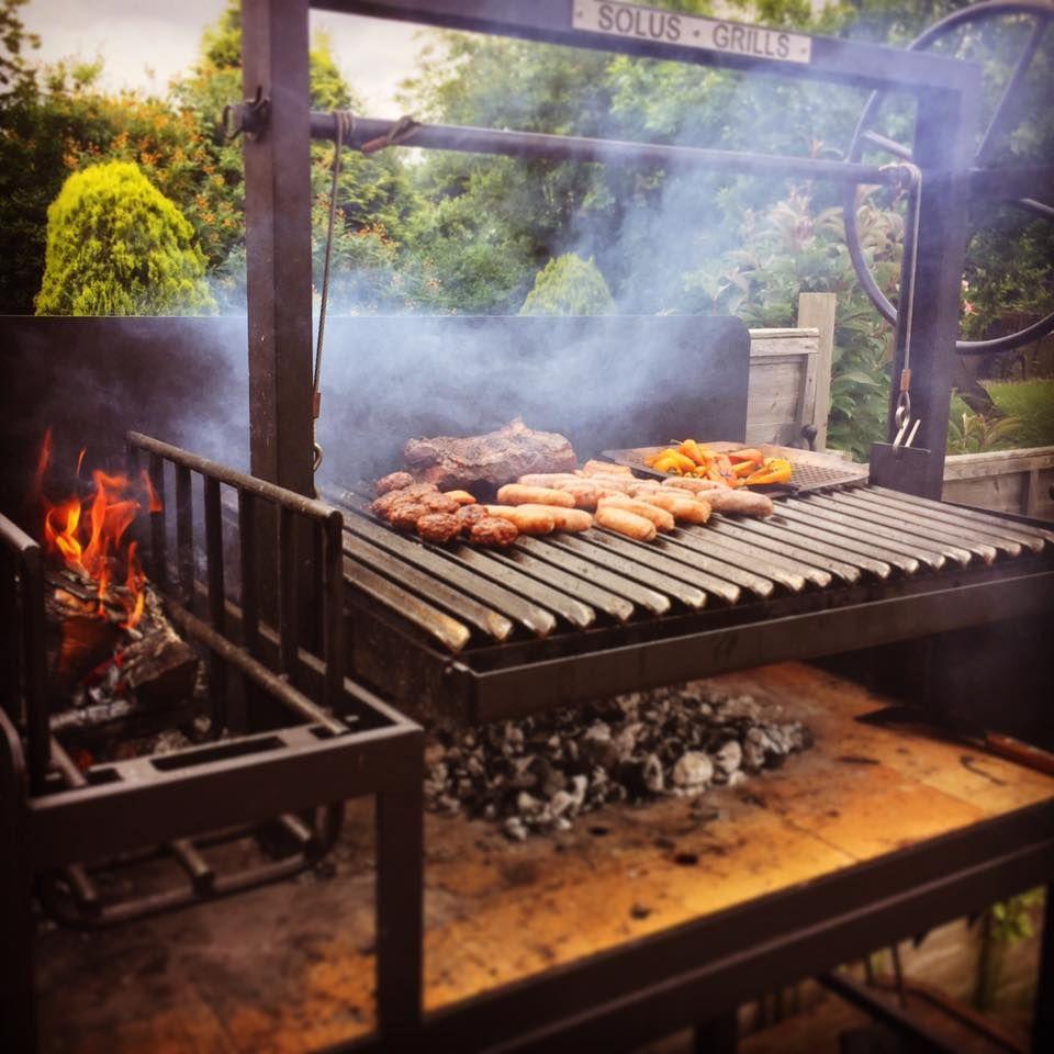 outdoor barbecue near me