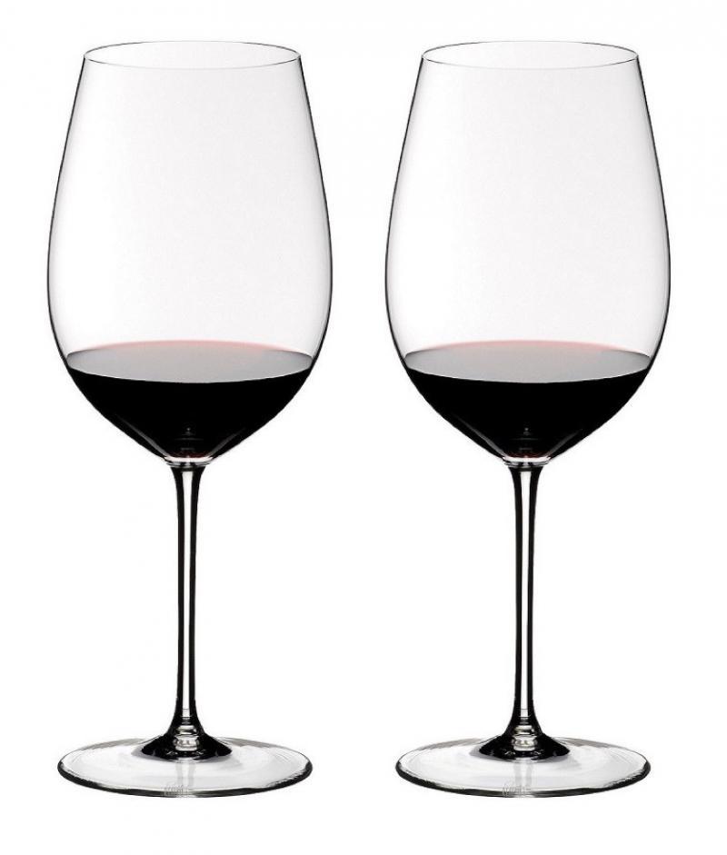 verre à vin rouge riedel
