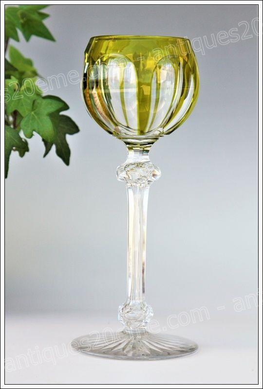 verre à vin fantaisie
