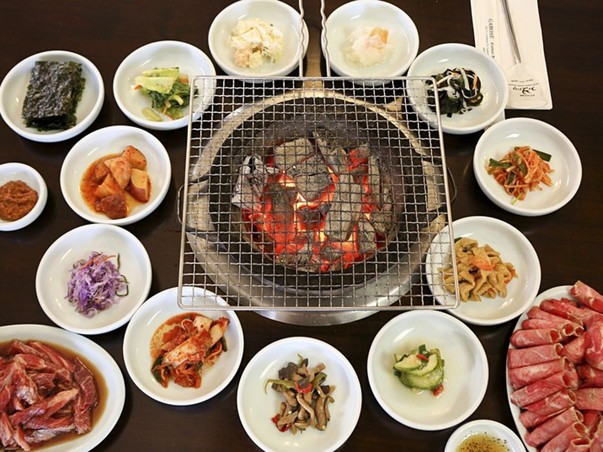 traditional korean barbecue near me