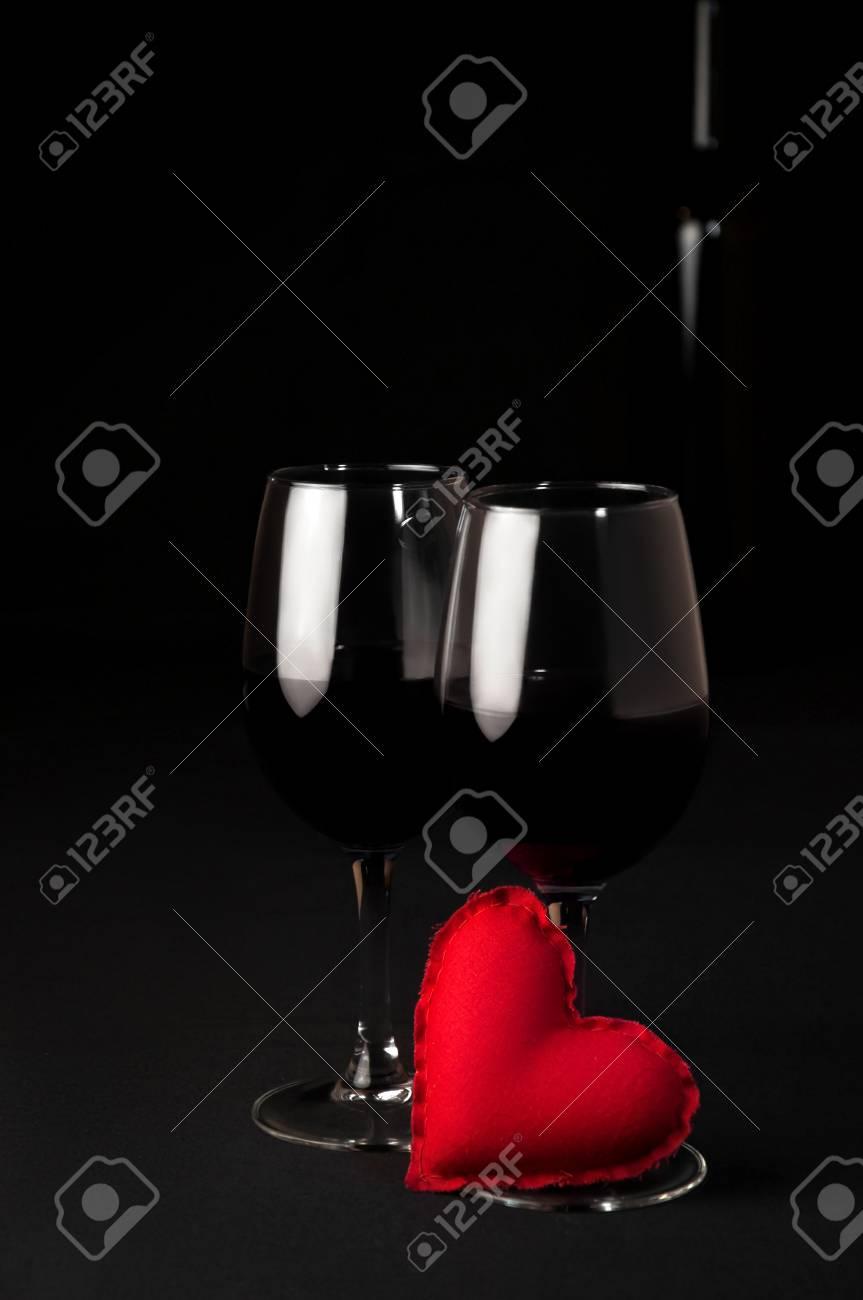 verre vin rouge sucre