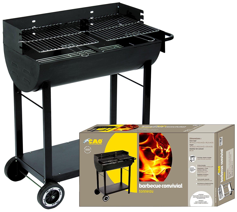 barbecue charbon de bois intermarché