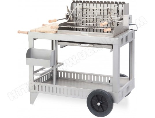 barbecue charbon le marquier