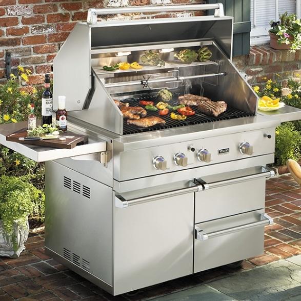 barbecue charbon ou electrique