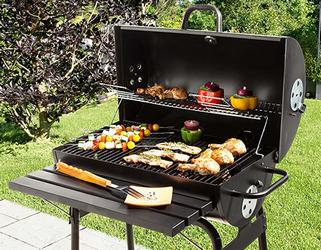 barbecue charbon pratique