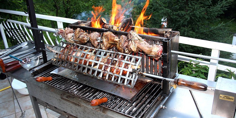 barbecue charbon meilleur