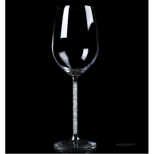 verre à vin de qualité