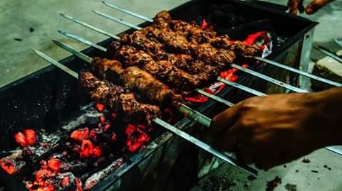 late night barbecue near me