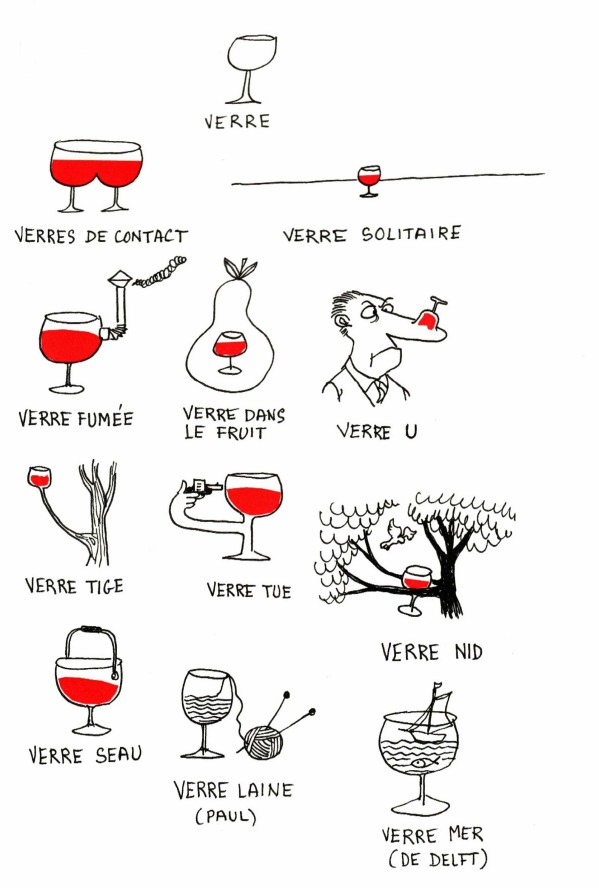 verre à vin humour