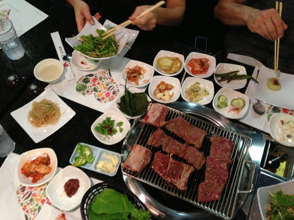 Korean Barbecue Food Near Me - Cook & Co