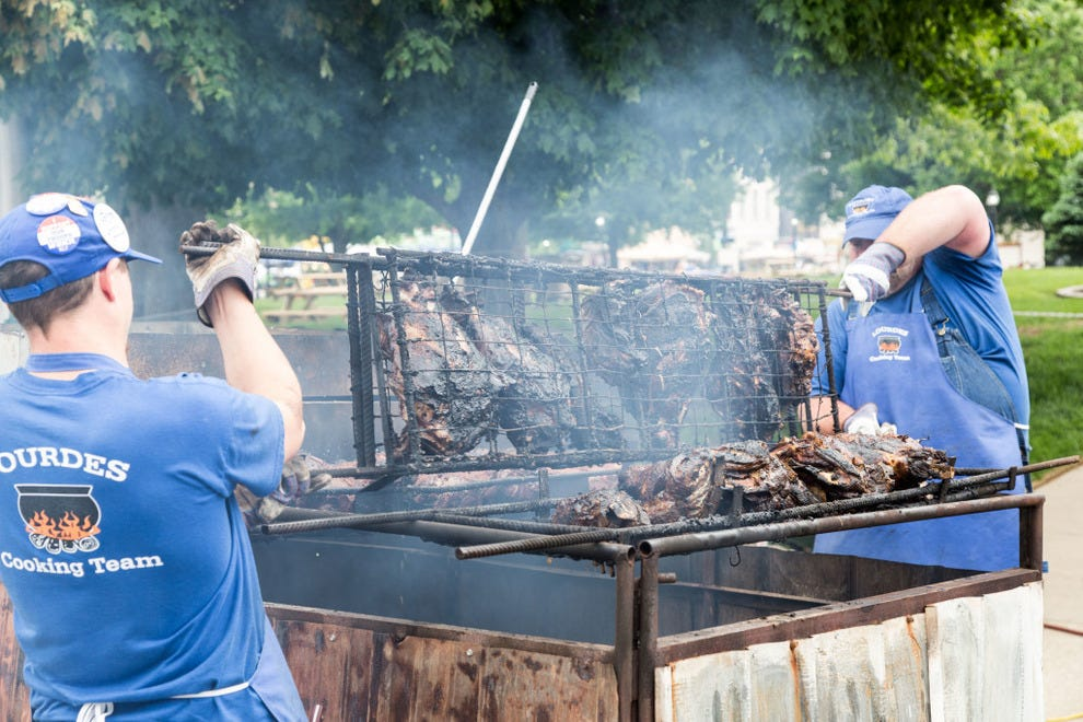 barbecue competitions near me
