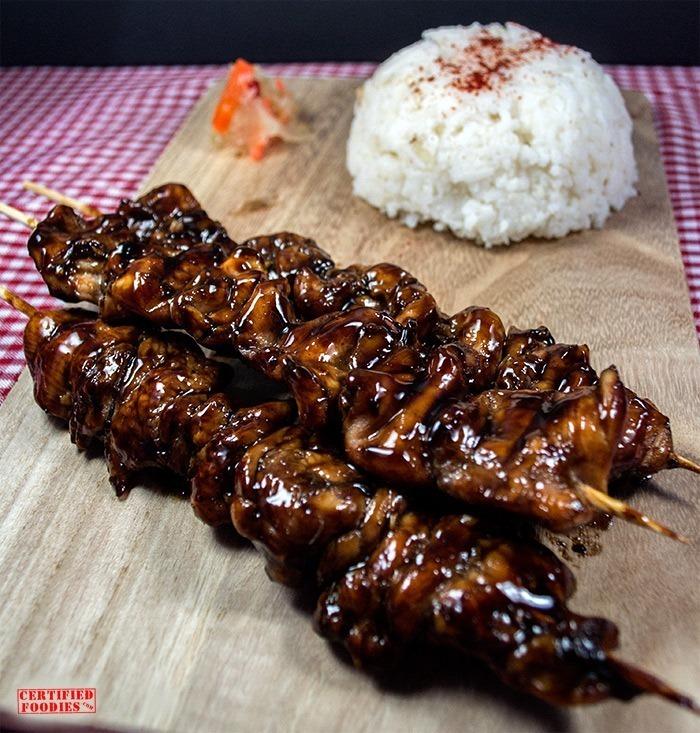 barbecue yakitori