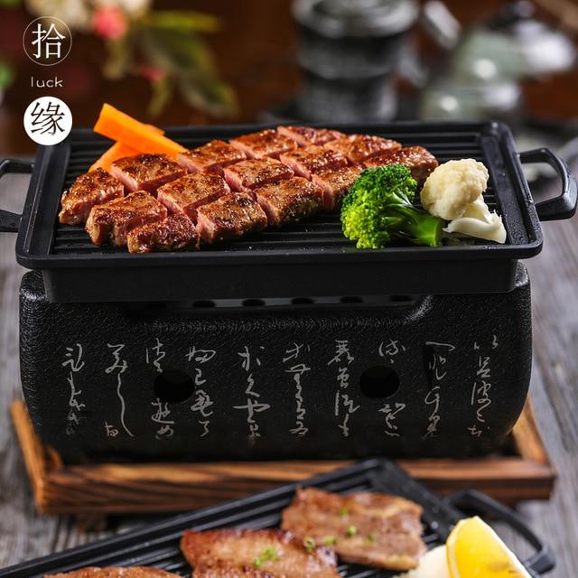barbecue charbon japonais