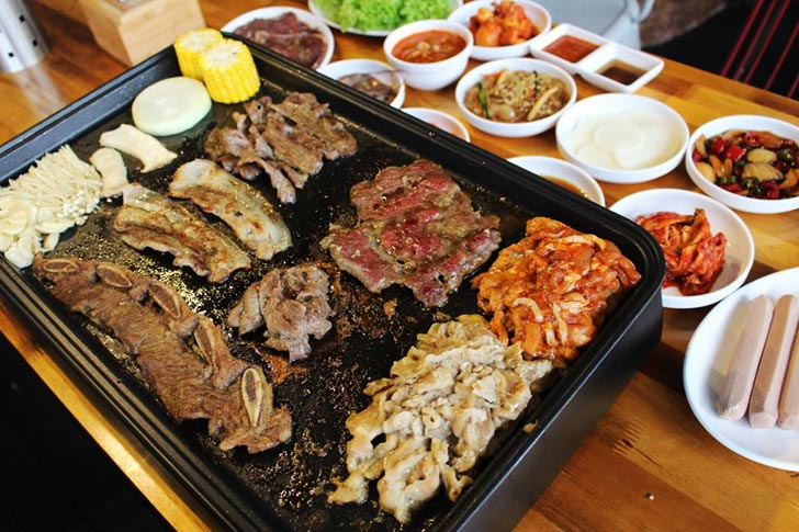 korean barbecue buffet near me