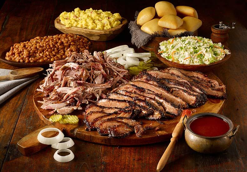 barbecue buffet near me