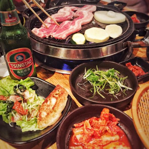 meilleur bbq coreen new york