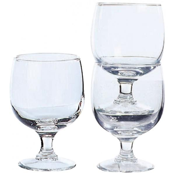 verre à vin empilable