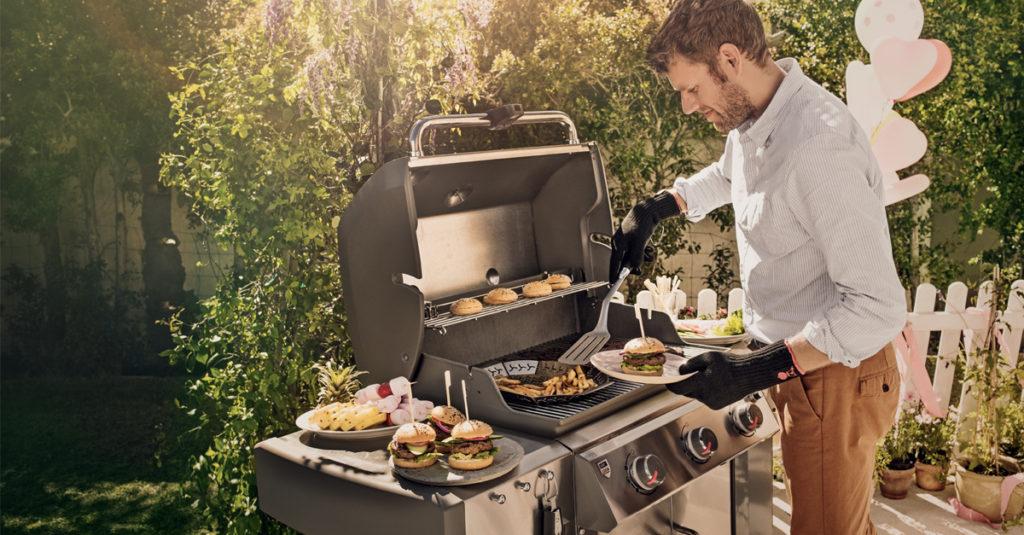 barbecue weber charbon jardiland